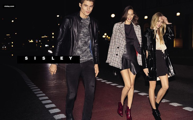 Sisley FW19 Sisley FW19 Vanity Teen 虚荣青年 Menswear & new faces magazine