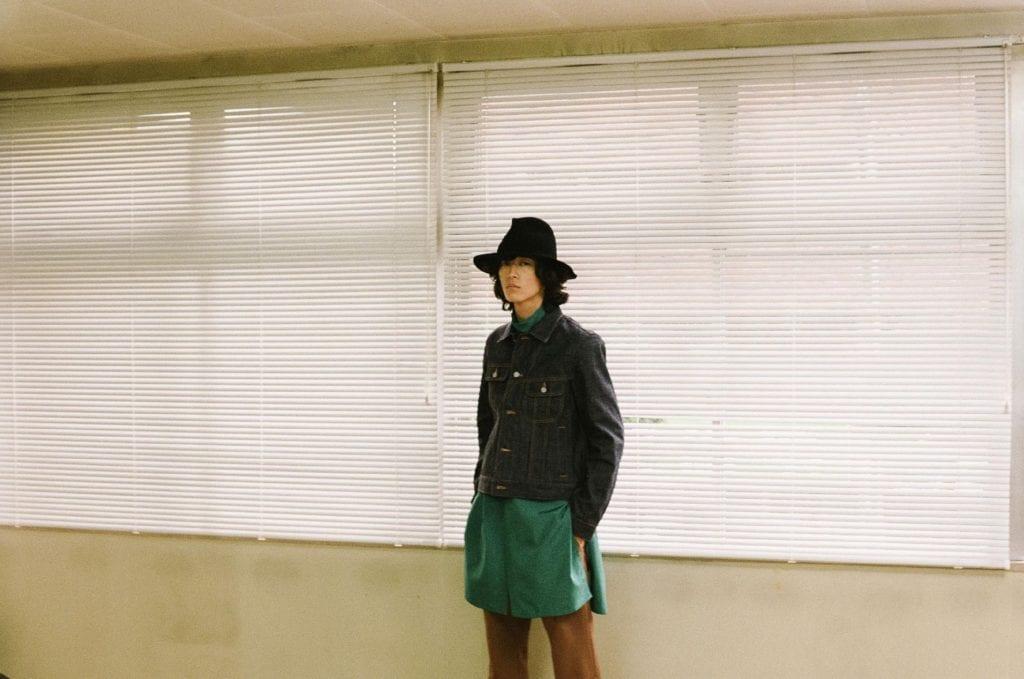 GEN IZAWA FW19 GEN IZAWA FW19 Vanity Teen 虚荣青年 Menswear & new faces magazine