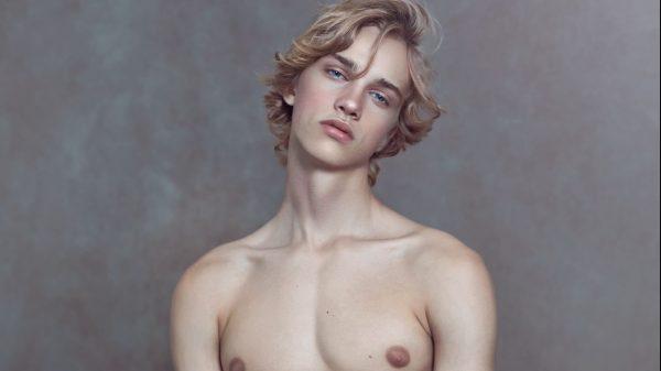 Jass Reemann by Quentin de Ladelune Jass Reemann by Quentin de Ladelune Vanity Teen Menswear & new faces magazine