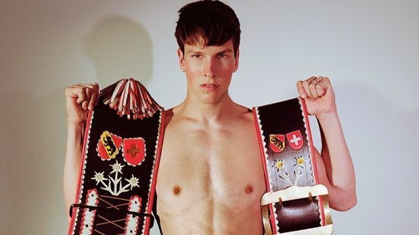 julian Zigerli FW19 julian Zigerli FW19 Vanity Teen Menswear & new faces magazine