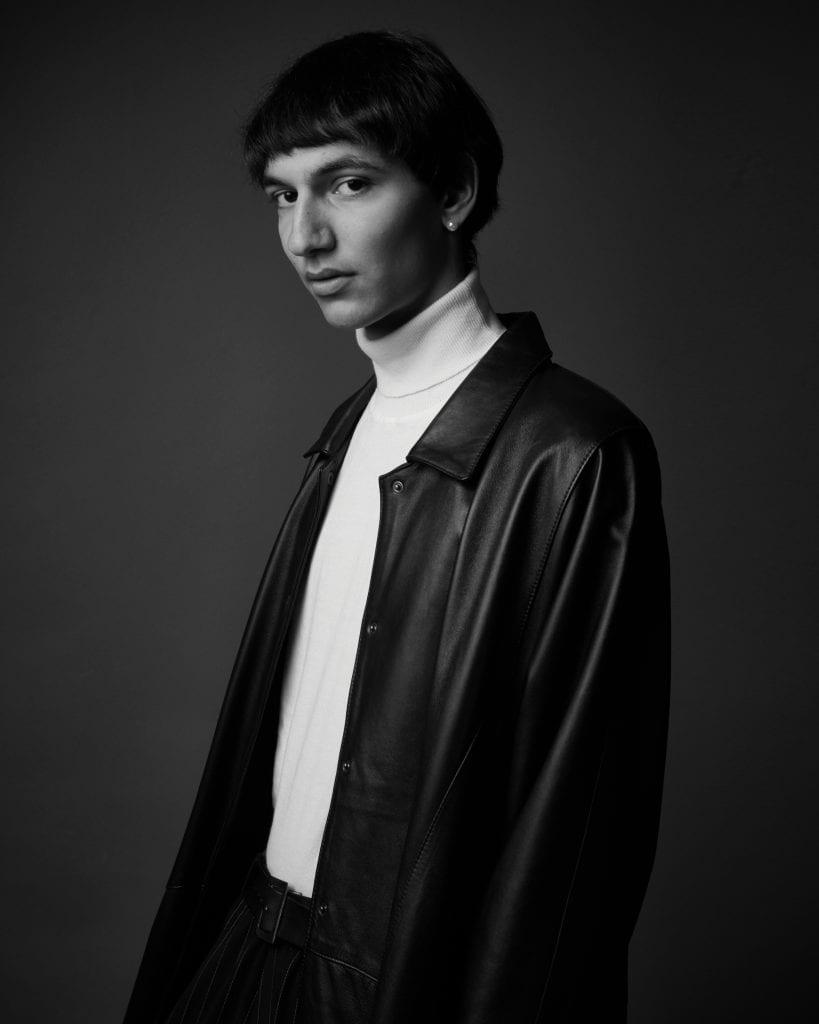 Noah Fernandes by Christoph Marti Noah Fernandes by Christoph Marti Vanity Teen Menswear & new faces magazine