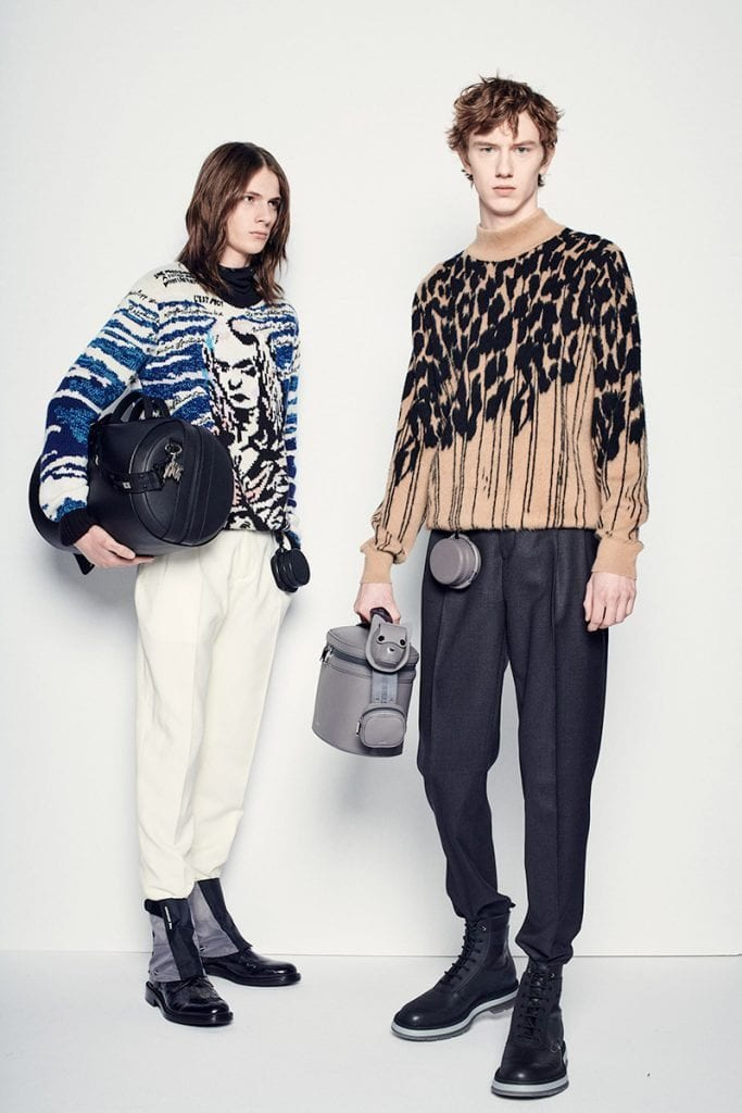 Dior x Raymond Pettibon Dior x Raymond Pettibon Vanity Teen 虚荣青年 Menswear & new faces magazine