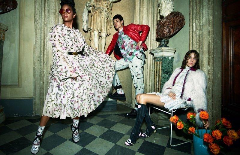 Giambatista Valli x HM Giambatista Valli x HM Vanity Teen 虚荣青年 Menswear & new faces magazine