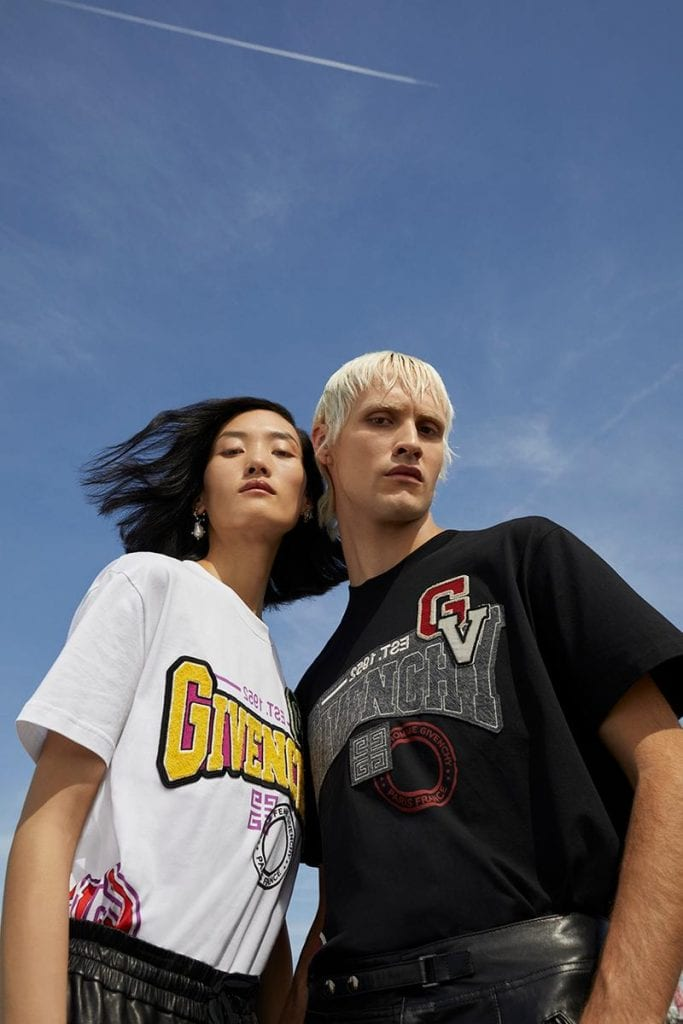 Givenchy US E-Commerce Collection Givenchy US E-Commerce Collection Vanity Teen 虚荣青年 Lifestyle & new faces magazine