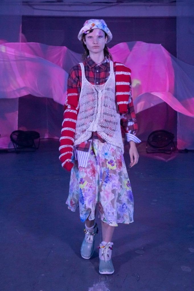 KA WA KEY SS20 KA WA KEY SS20 Vanity Teen 虚荣青年 Menswear & new faces magazine