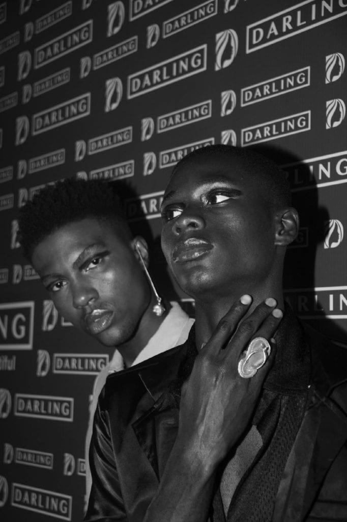 Backstage: Lagos Fashion Week Backstage: Lagos Fashion Week Vanity Teen 虚荣青年 Menswear & new faces magazine