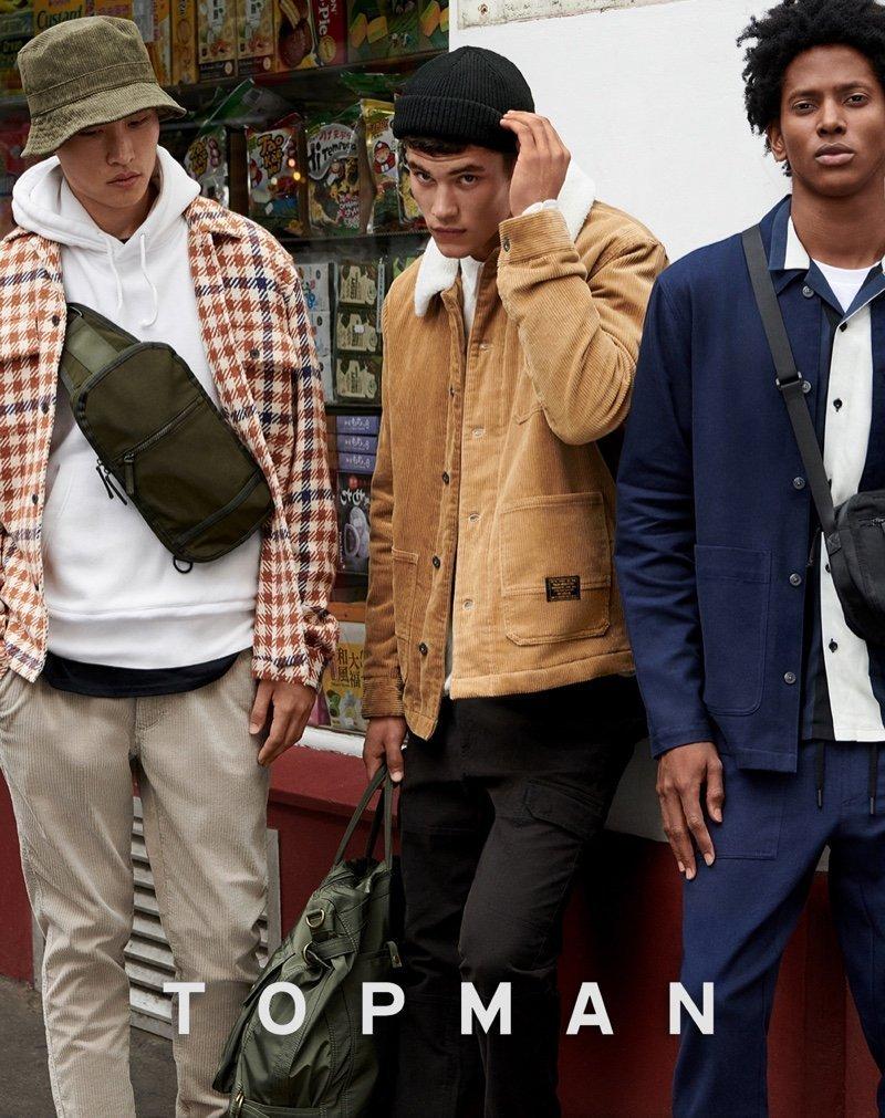 Topman FW19 Topman FW19 Vanity Teen 虚荣青年 Lifestyle & new faces magazine
