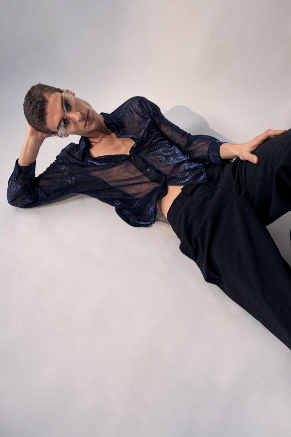 Adam Seaton by Magdalena Haddock Adam Seaton by Magdalena Haddock Vanity Teen 虚荣青年 Menswear & new faces magazine