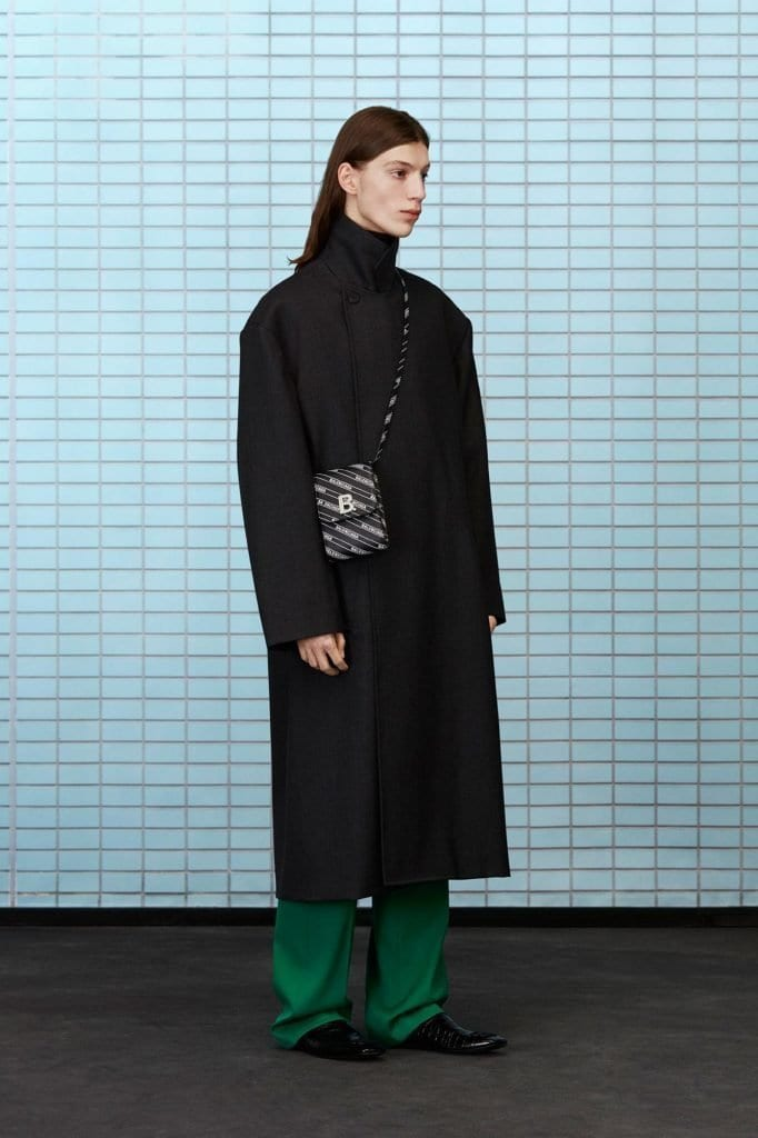 Balenciaga Resort 2020 Balenciaga Resort 2020 Vanity Teen 虚荣青年 Menswear & new faces magazine