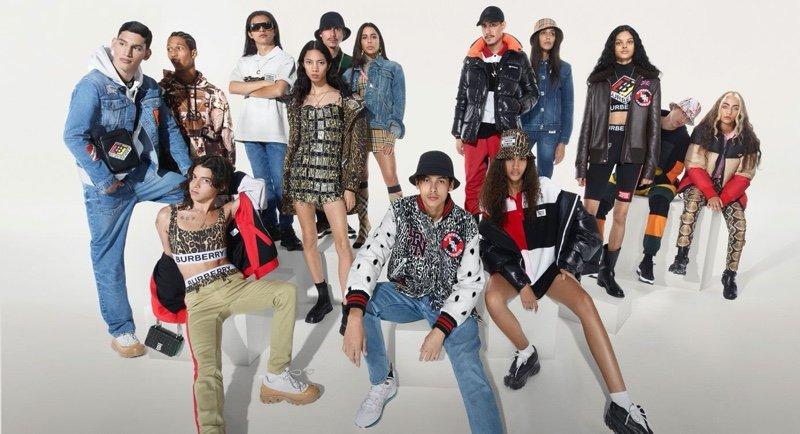 Burberry Holiday 2019 Campaign Burberry Holiday 2019 Campaign Vanity Teen 虚荣青年 Menswear & new faces magazine