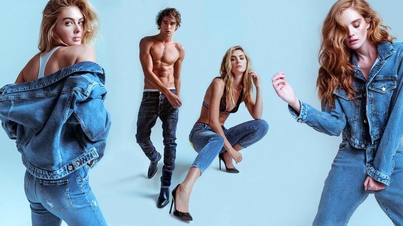 Dsquared2 Denim Campaign Dsquared2 Denim Campaign Vanity Teen Menswear & new faces magazine