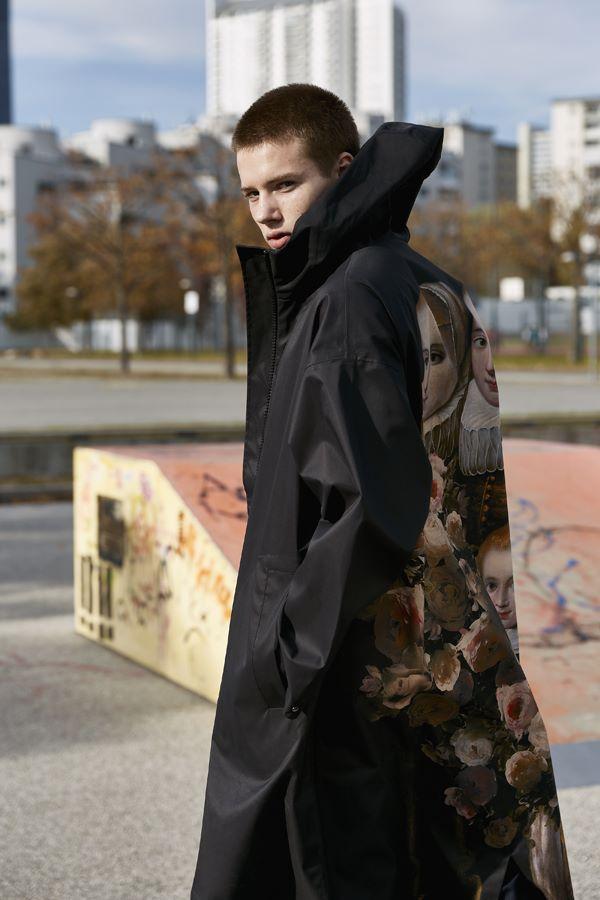 Giambatista Valli x H&M by Barbara Majcan
