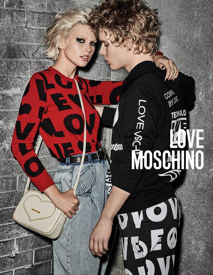 LOVE Moschino FW19