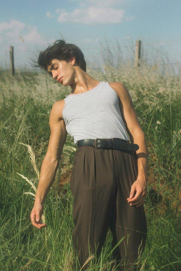 Mateo Miretti by Franco Berardi  Mateo Miretti by Franco Berardi Vanity Teen Menswear & new faces magazine