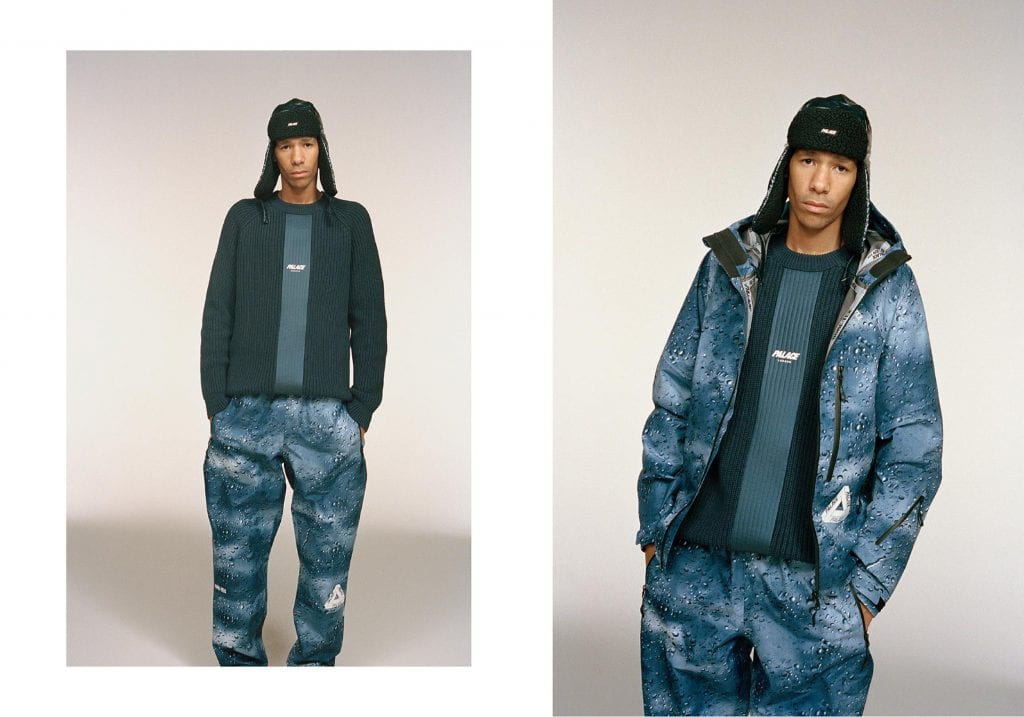 Palace Skateboards Ultimo Holiday Collection Palace Skateboards Ultimo Holiday Collection Vanity Teen 虚荣青年 Menswear & new faces magazine