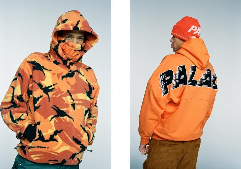 Palace Skateboards Ultimo Holiday Collection