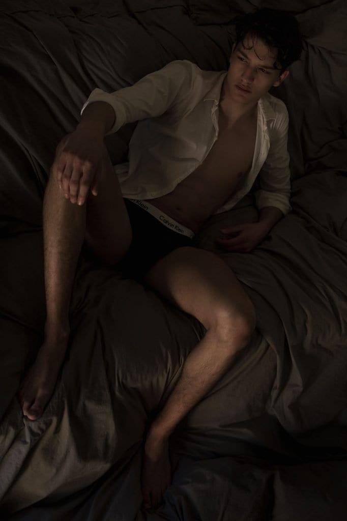 Romain Hamdous by Rodrigo Riz Romain Hamdous by Rodrigo Riz Vanity Teen 虚荣青年 Menswear & new faces magazine