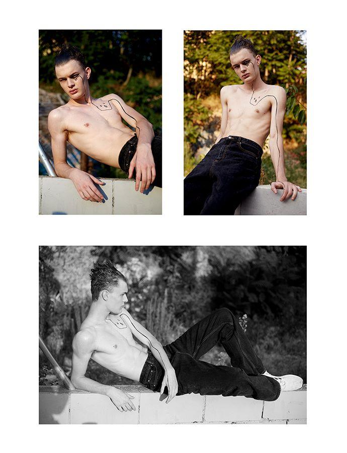 Roman by Aylen Torres Roman by Aylen Torres Vanity Teen 虚荣青年 Menswear & new faces magazine