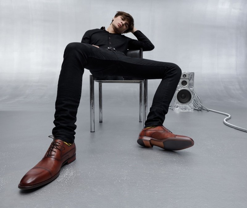 Steve Madden Holiday Campaign Steve Madden Holiday Campaign Vanity Teen Menswear & new faces magazine