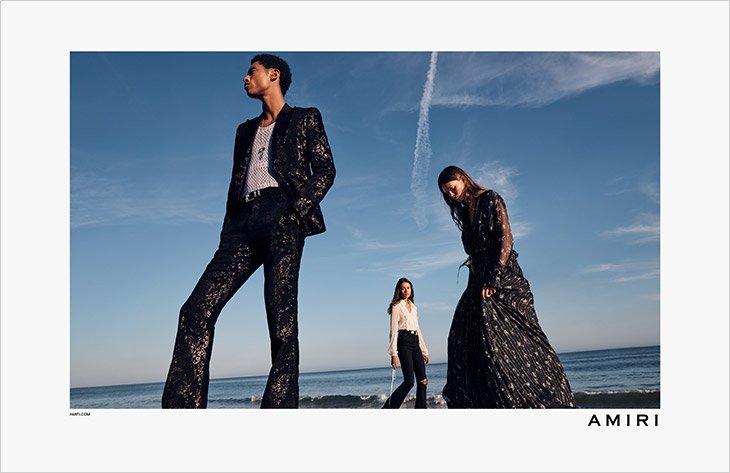 Amiri SS20 Amiri SS20 Vanity Teen 虚荣青年 Menswear & new faces magazine