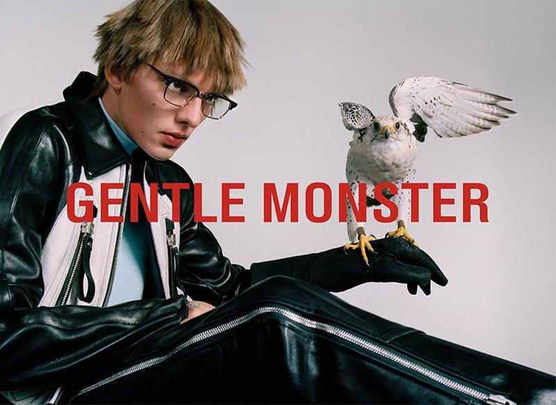Gentle Monster FW19 Gentle Monster FW19 Vanity Teen 虚荣青年 Menswear & new faces magazine