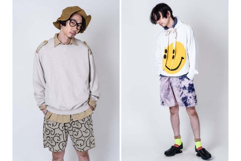 KAPITAL SS2020 KAPITAL SS2020 Vanity Teen 虚荣青年 Menswear & new faces magazine