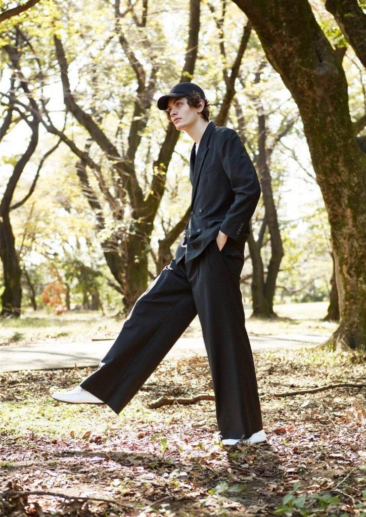kino SS2020 kino SS2020 Vanity Teen 虚荣青年 Menswear & new faces magazine