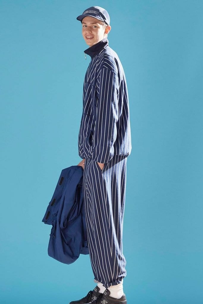 nanamica SS20 nanamica SS20 Vanity Teen Menswear & new faces magazine