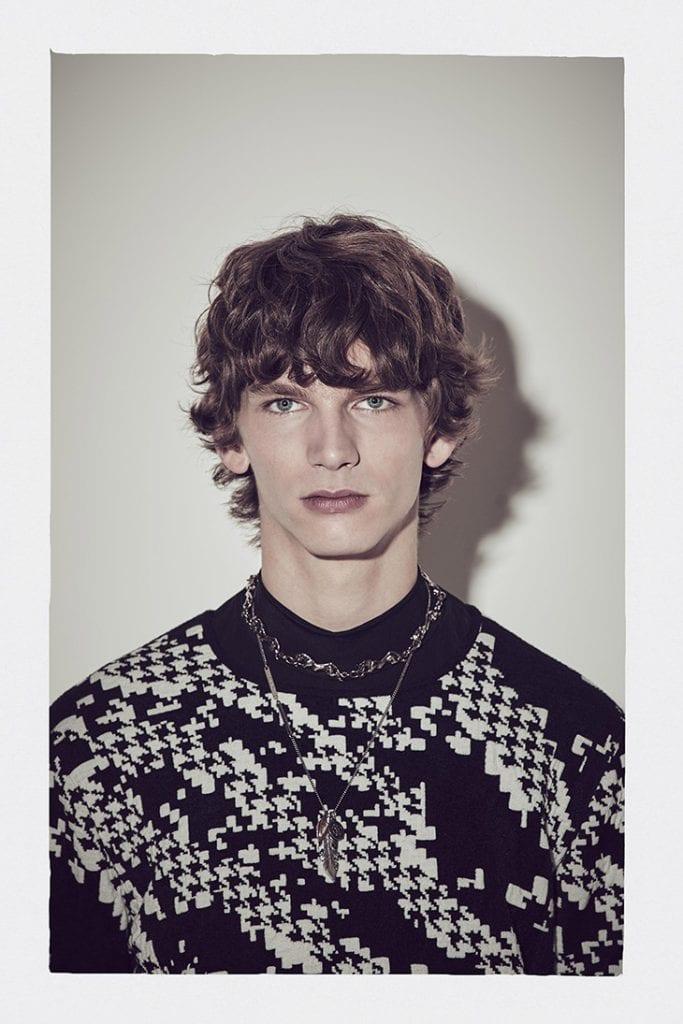 Roberto Cavalli Pre-Fall 2020 Roberto Cavalli Pre-Fall 2020 Vanity Teen 虚荣青年 Menswear & new faces magazine