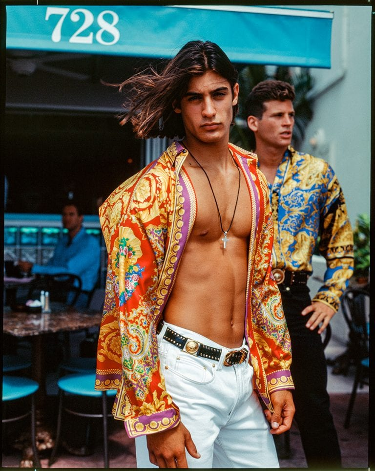 """South Beach Stories"" by Versace"