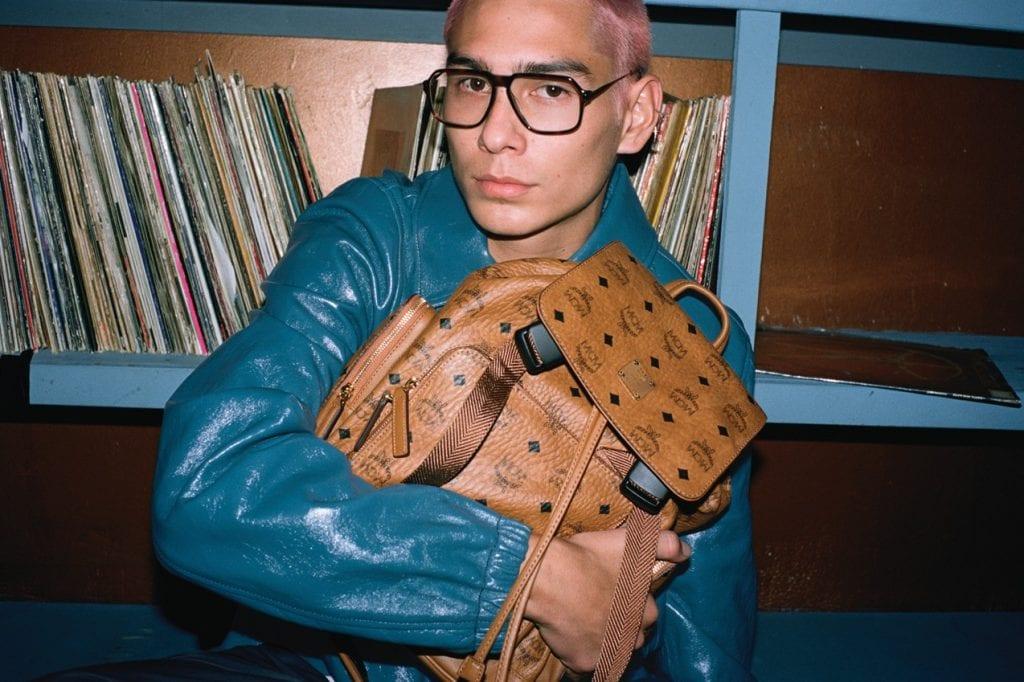 MCM SS20  MCM SS20 Vanity Teen Menswear & new faces magazine
