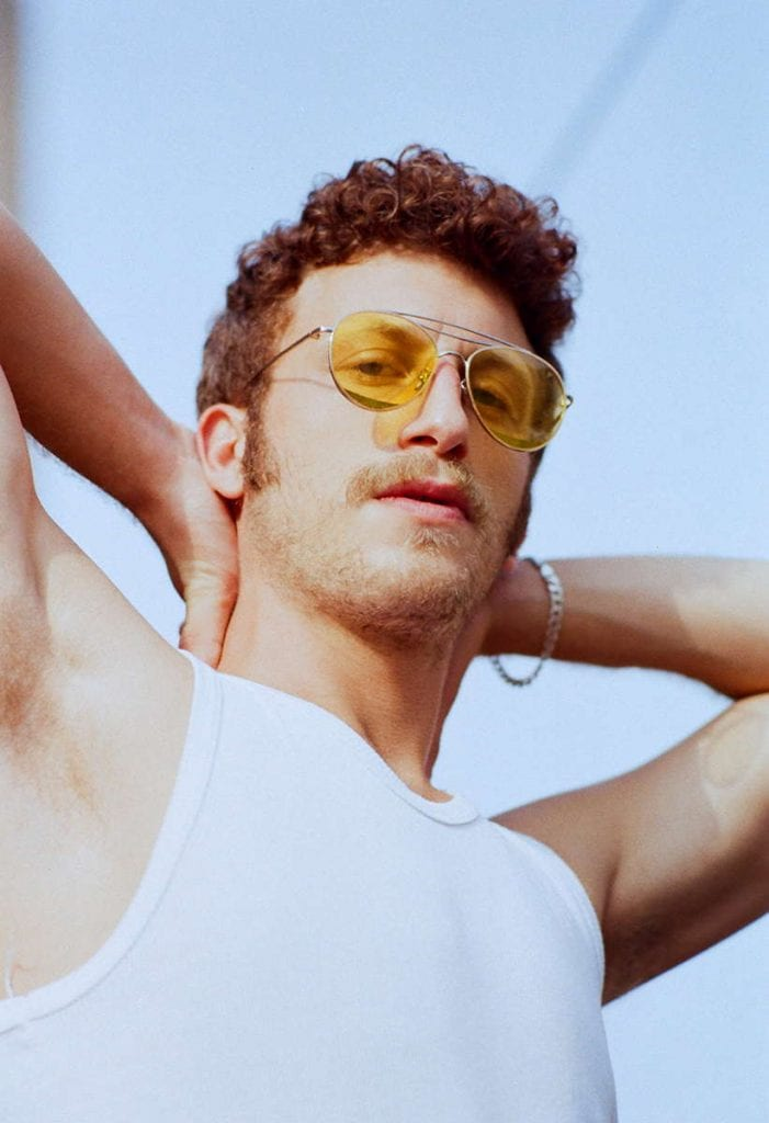 Omer Perlman by Meir Cohen Omer Perlman by Meir Cohen Vanity Teen 虚荣青年 Lifestyle & new faces magazine