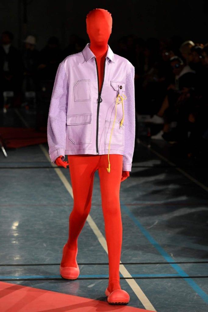 Angus Chiang FW20 Angus Chiang FW20 Vanity Teen 虚荣青年 Menswear & new faces magazine