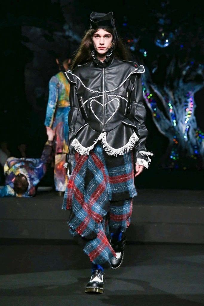 Charles Jeffrey LOVERBOY FW2020 Charles Jeffrey LOVERBOY FW2020 Vanity Teen 虚荣青年 Menswear & new faces magazine