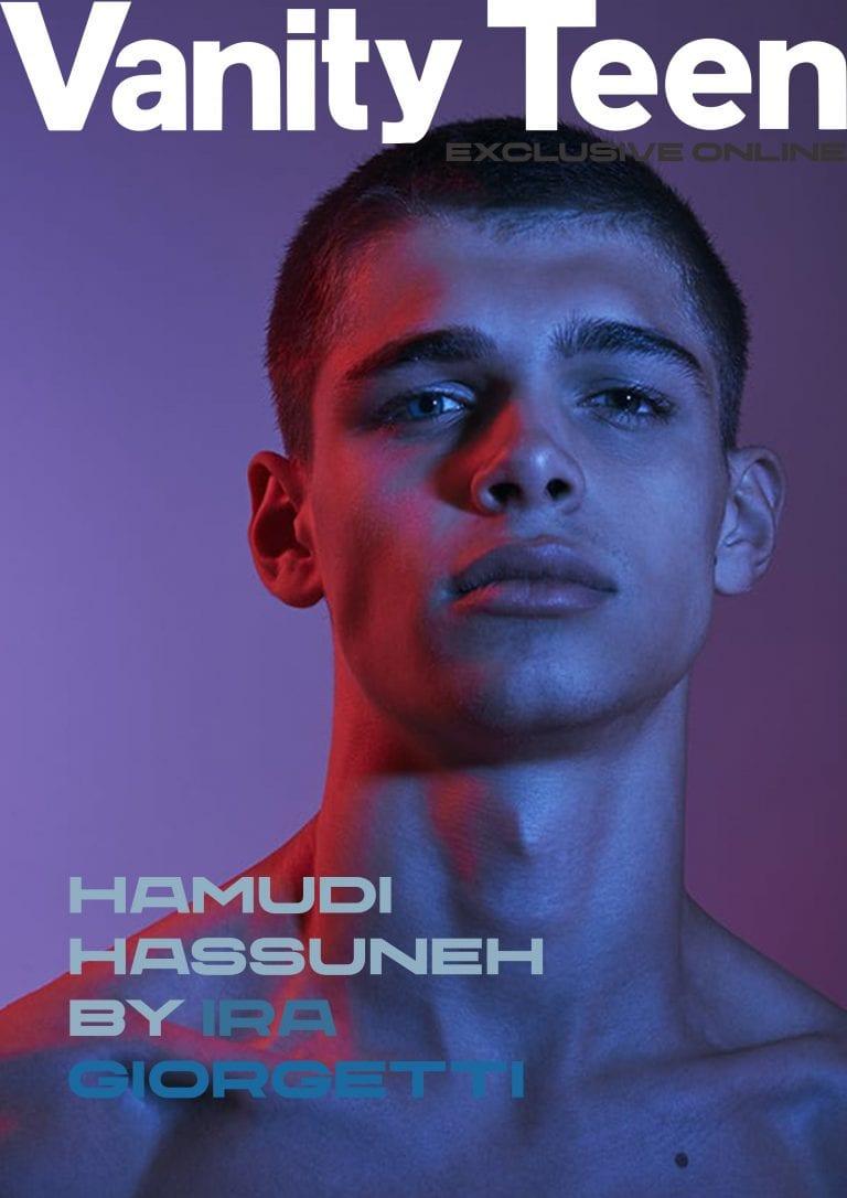 Hamudi Hassuneh by Ira Giorgetti