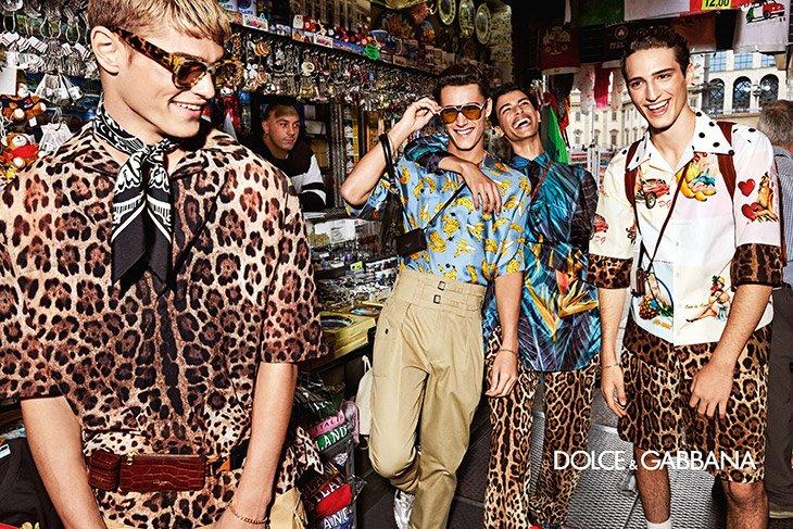 Dolce & Gabbana SS20 Dolce & Gabbana SS20 Vanity Teen 虚荣青年 Menswear & new faces magazine