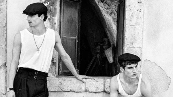 Dolce&Gabbana SS20 Dolce&Gabbana SS20 Vanity Teen Menswear & new faces magazine