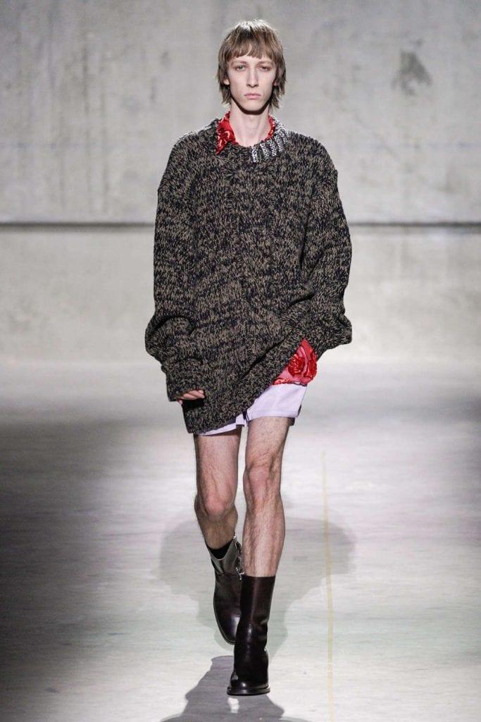 Dries van Noten FW20 Dries van Noten FW20 Vanity Teen 虚荣青年 Menswear & new faces magazine