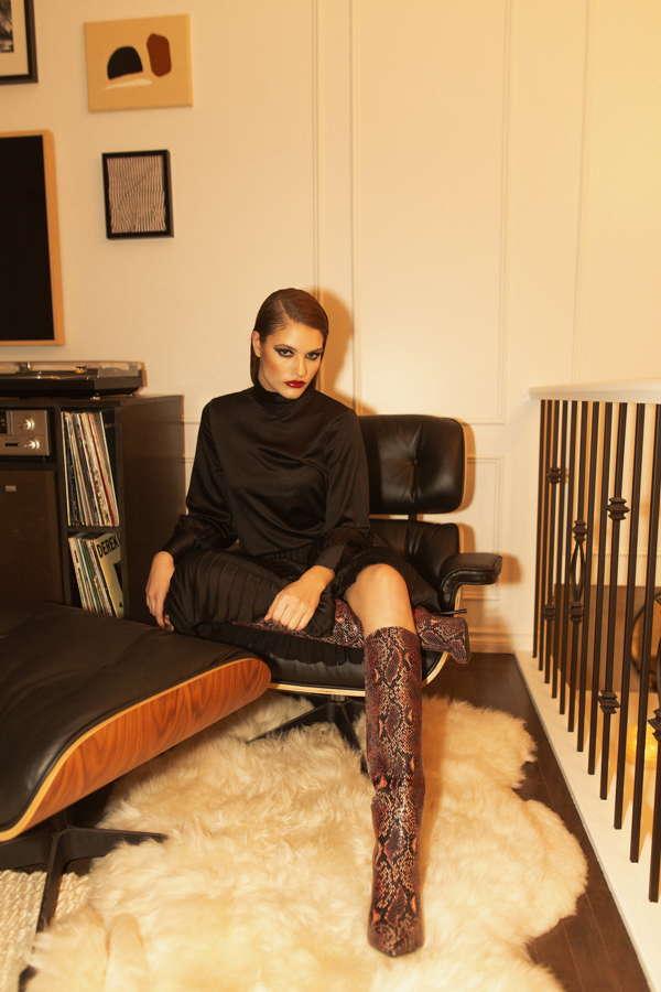 Elizabeth Varga by Kylie Reimchen Elizabeth Varga by Kylie Reimchen Vanity Teen 虚荣青年 Menswear & new faces magazine