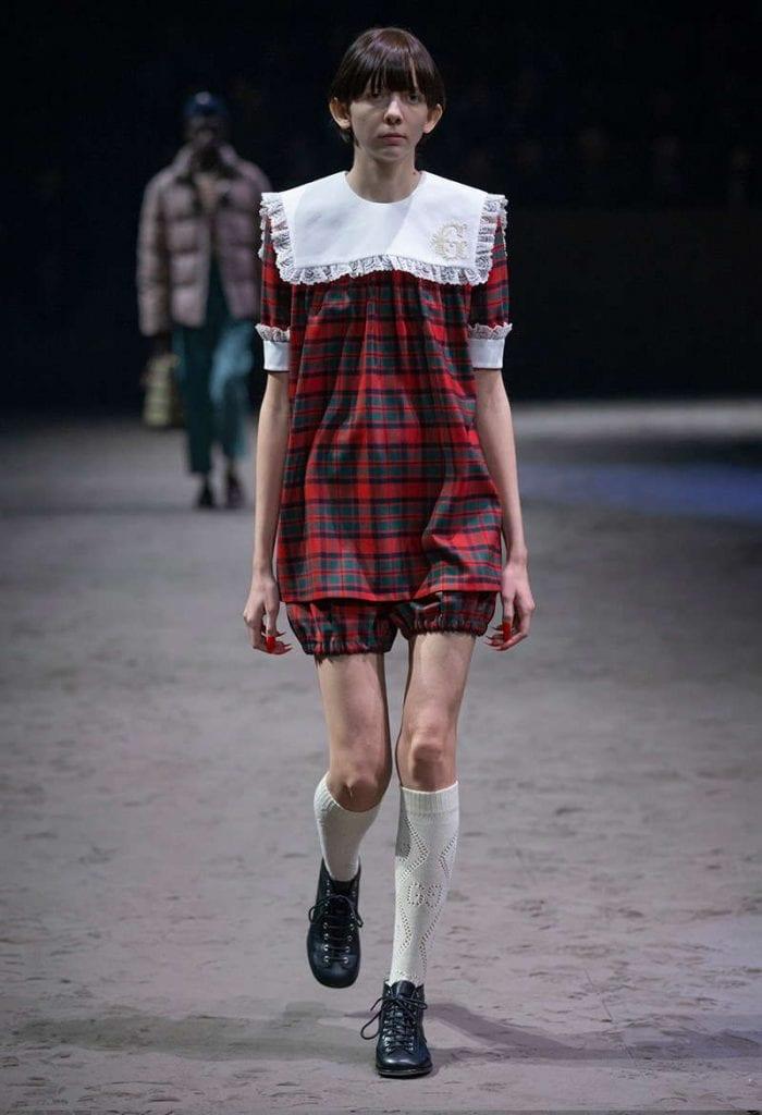 Gucci FW20 Gucci FW20 Vanity Teen 虚荣青年 Menswear & new faces magazine