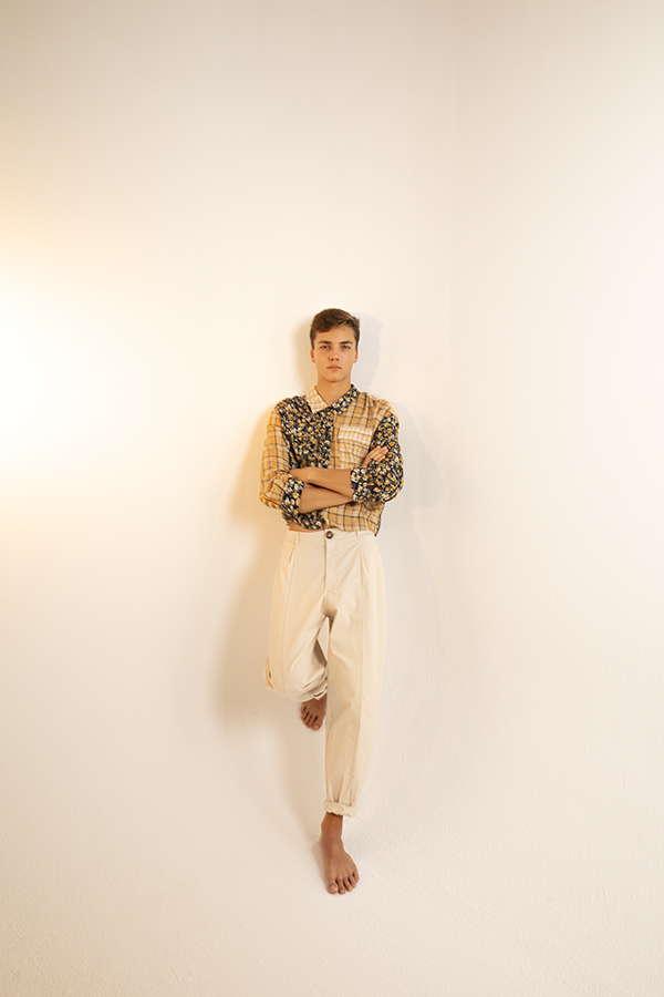 Ian Selley by Marcos Afonso Ian Selley by Marcos Afonso Vanity Teen 虚荣青年 Menswear & new faces magazine