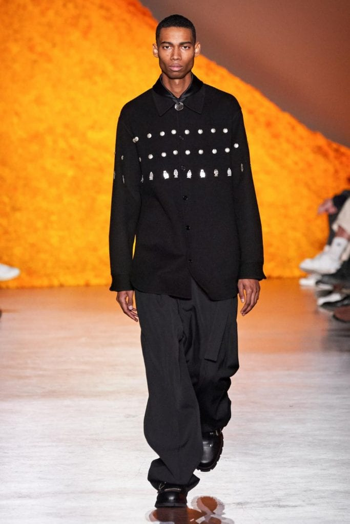 Jil Sander FW20 Jil Sander FW20 Vanity Teen 虚荣青年 Menswear & new faces magazine