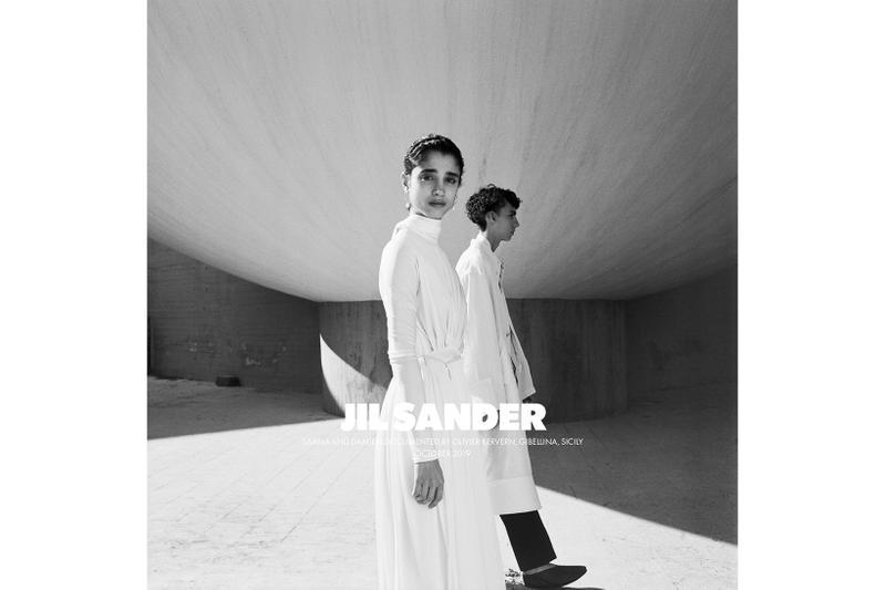 Jil Sander SS20 Jil Sander SS20 Vanity Teen Menswear & new faces magazine