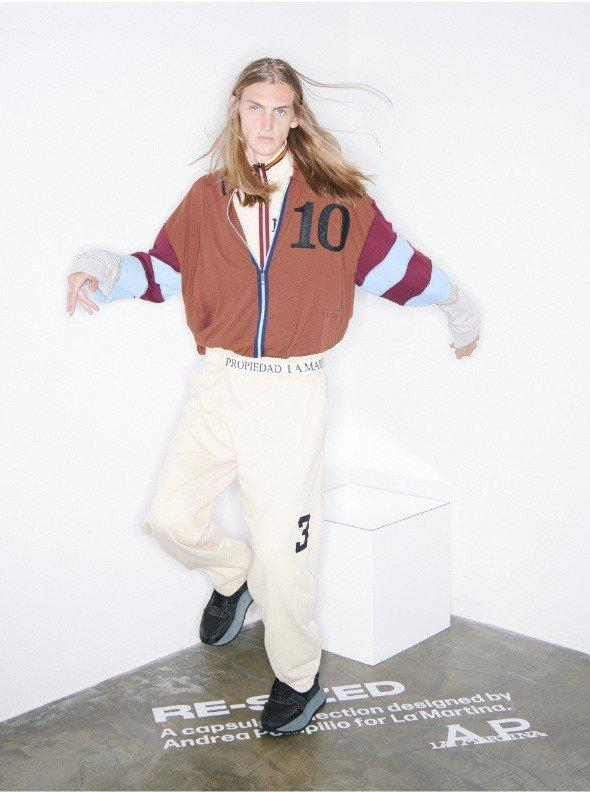 La Martina X Andrea Pompilio La Martina X Andrea Pompilio Vanity Teen 虚荣青年 Menswear & new faces magazine