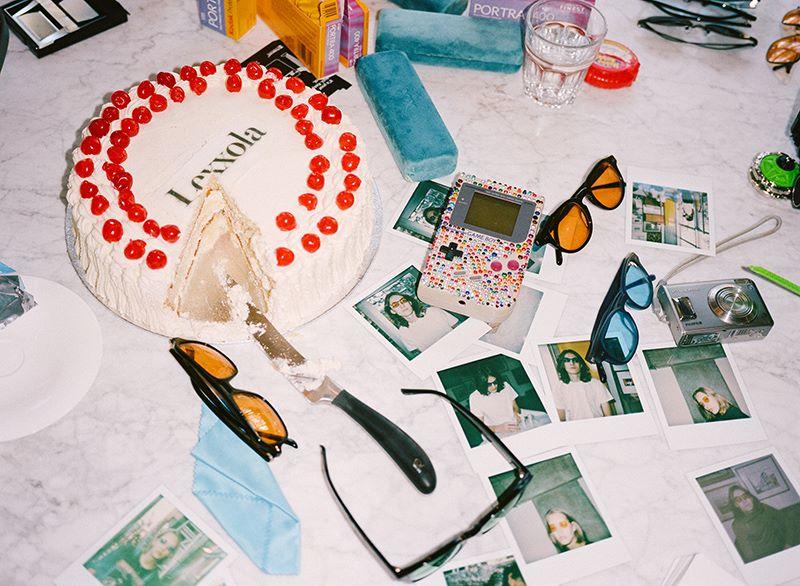 Lexxola eyewear Lexxola eyewear Vanity Teen 虚荣青年 Lifestyle & new faces magazine