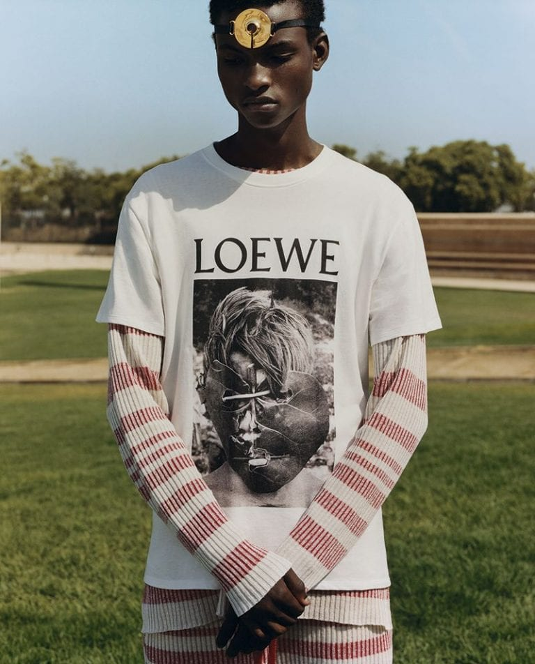 Loewe and Tyler Mitchell Collection