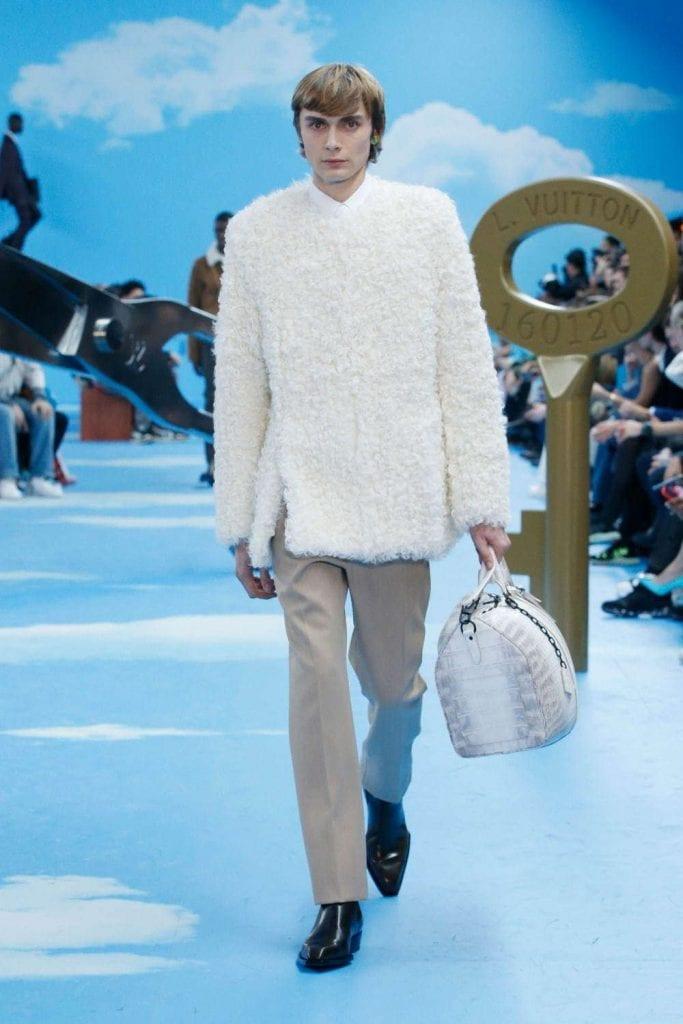 Louis Vuitton FW20 Louis Vuitton FW20 Vanity Teen 虚荣青年 Menswear & new faces magazine