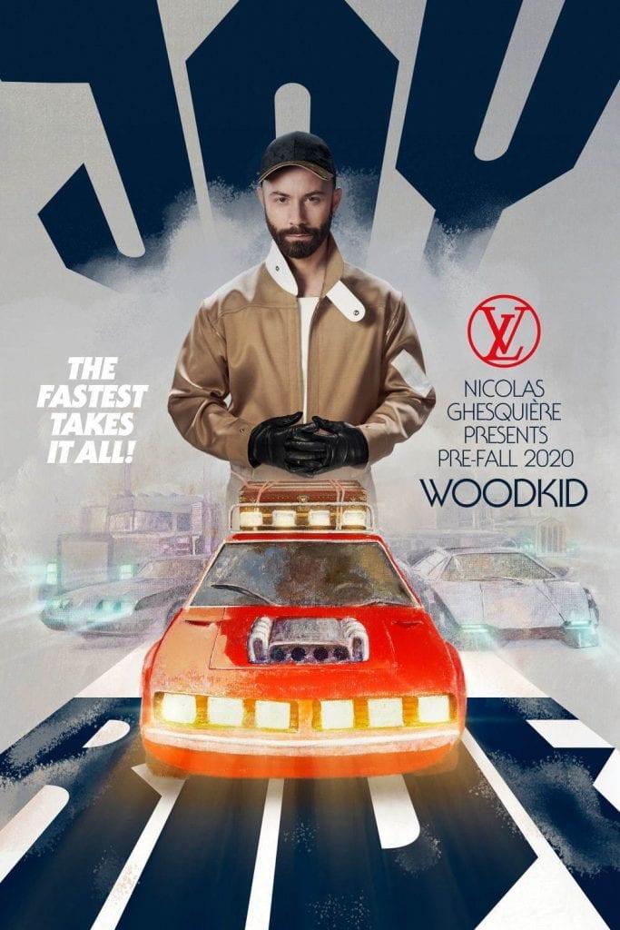 Louis Vuitton Pre-Fall 2020 Louis Vuitton Pre-Fall 2020 Vanity Teen 虚荣青年 Menswear & new faces magazine