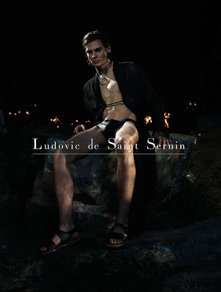 Ludovic de Saint Sernin SS20 Ludovic de Saint Sernin SS20 Vanity Teen 虚荣青年 Menswear & new faces magazine