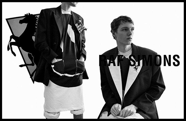Raf Simons SS20 Raf Simons SS20 Vanity Teen 虚荣青年 Menswear & new faces magazine